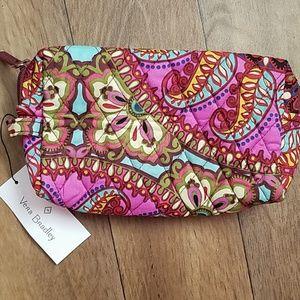 Vera Bradley Medium Cosmetic Bag Resort Medallion